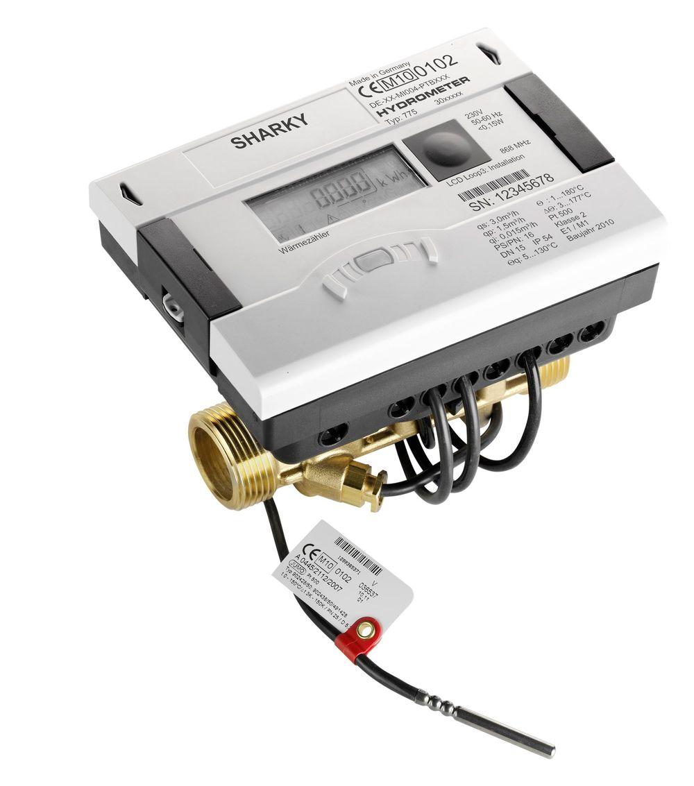 Sender målesignaler fra vannmålere m.m. over flere kilometer med retningsbestemt antenne hvert 12. sekund, og batteriet skal vare 16 år.