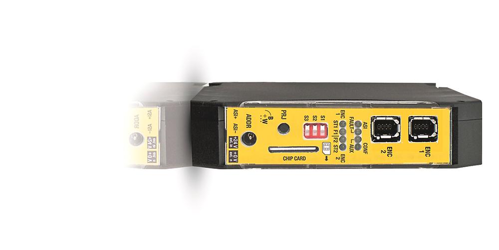 Overvåker rotasjon og stilstand av HTL-enkodere rett på AS-Interface.