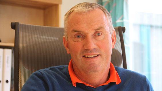 Plasto, Lars Støbakk Stenerud, administrerende direktør
