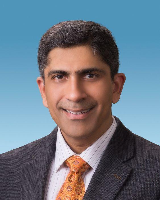 Vimal Kapur, generaldirektør i Honeywell Process Solutions