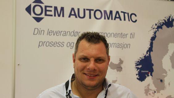 Eliaden 2014, Kenneth Hallgren, OEM Automatic