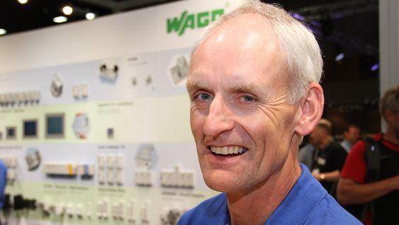 Eliaden 2014, Leif Midbøe, daglig leder Wago