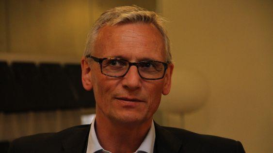 Eliaden 2014Nils-Erik Magnell, prosjektdirektør for Eliaden