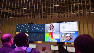 Vil teppebombe industrianlegg med trådløse sensorer