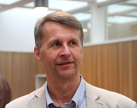 Rekorder: Dag Skjeltorp forteller at automatisering har lønt seg for Borregaard, og at det etter hans oppfatning er essensielt for at norsk industri skal være konkurransedyktig.