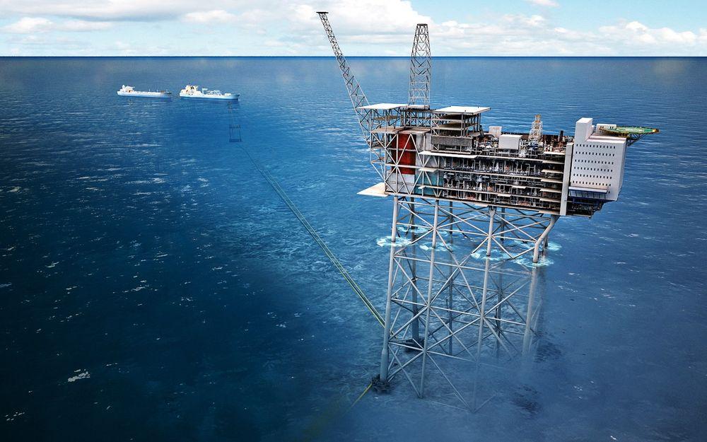 ABB leverer telekommunikasjon til Statoil-plattformene Aasta Hansteen, Gina Krog og Mariner til en verdi av 390 millioner kroner.