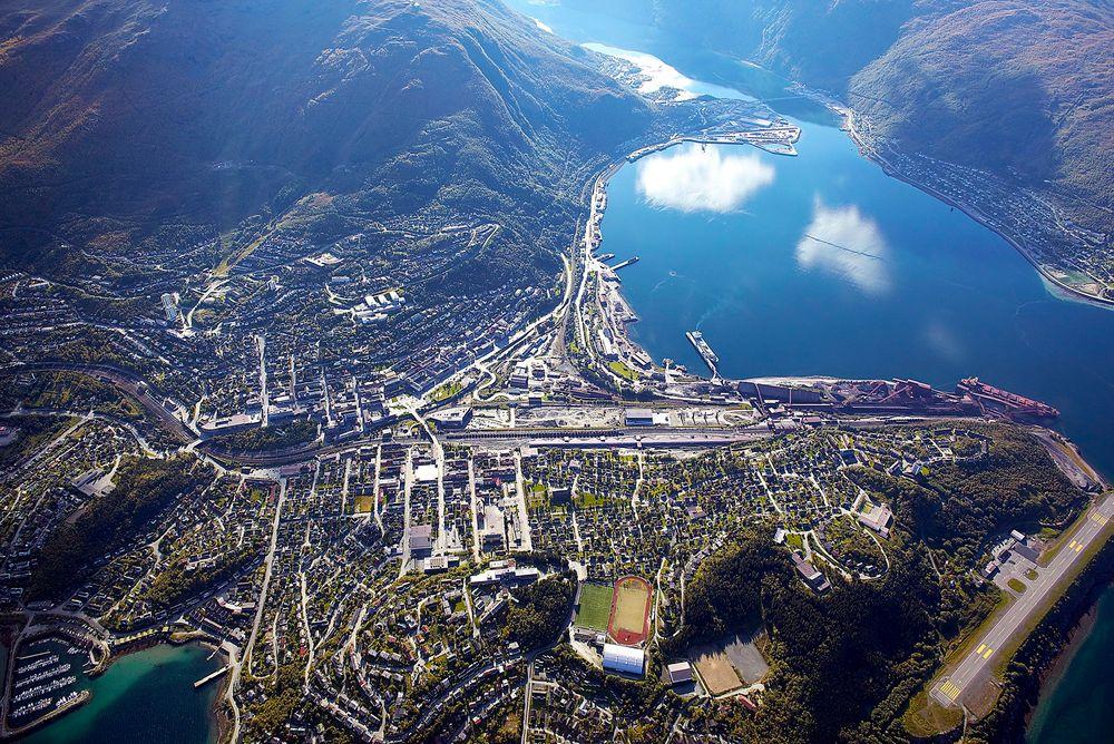 LKABs anlegg i Narvik får snart automatiserings- og styringssystemer bygd av Goodtech.