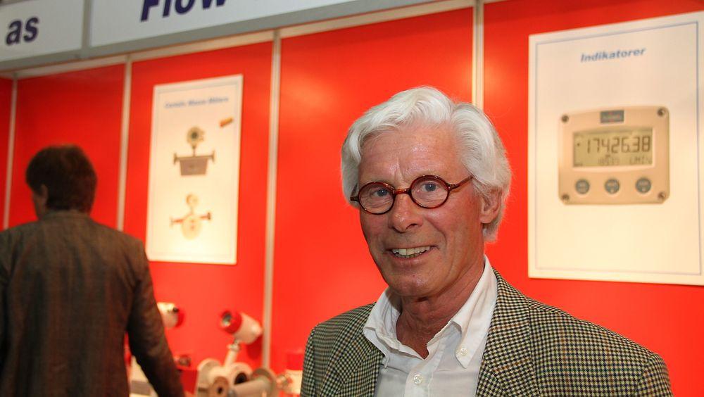Helge Bjørhall har solgt livsverket til svenske Addtech, men fortsetter som daglig leder.