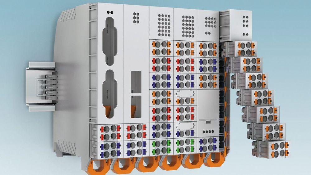 ME-IO elektronikkhus fra Phoenix Contact