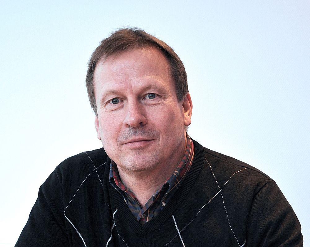 Rolf Skatvedt er styremedlem i NFOGM