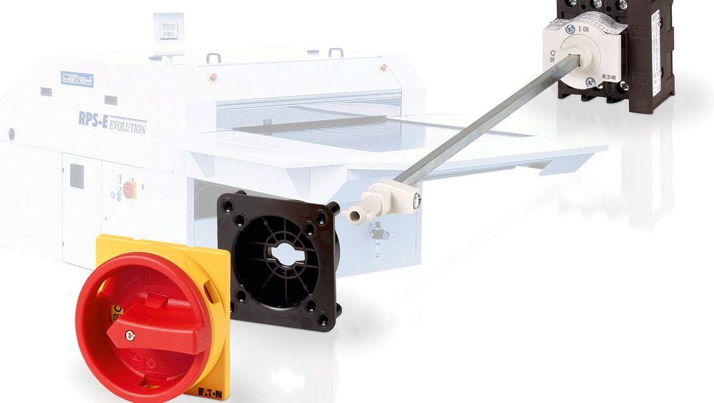 IP65-beskyttelse for skillebrytere fra Eaton
