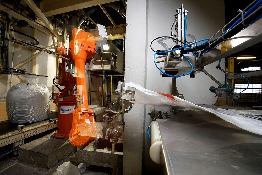 Goodtech selger bulkhåndtering for ti millioner kroner.