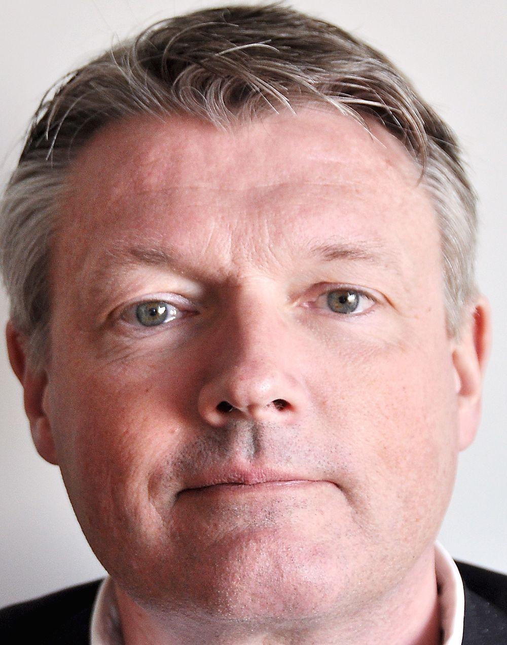 Olav Bakken, salgssjef hos Elteco fra og med 1. september 2014.
