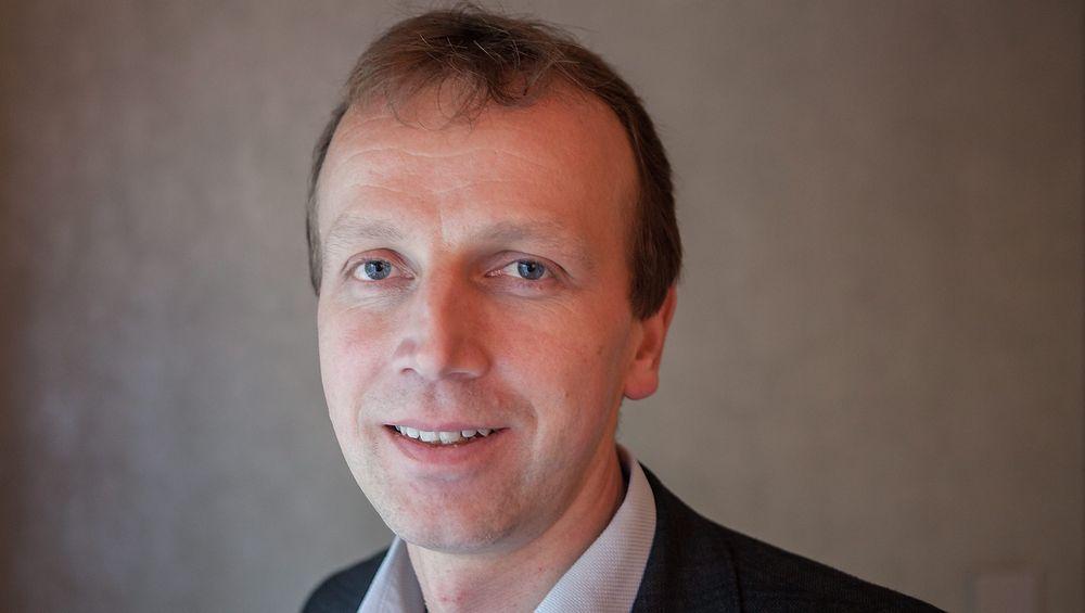 Bjørn Arild Thon, administrerende direktør Renas