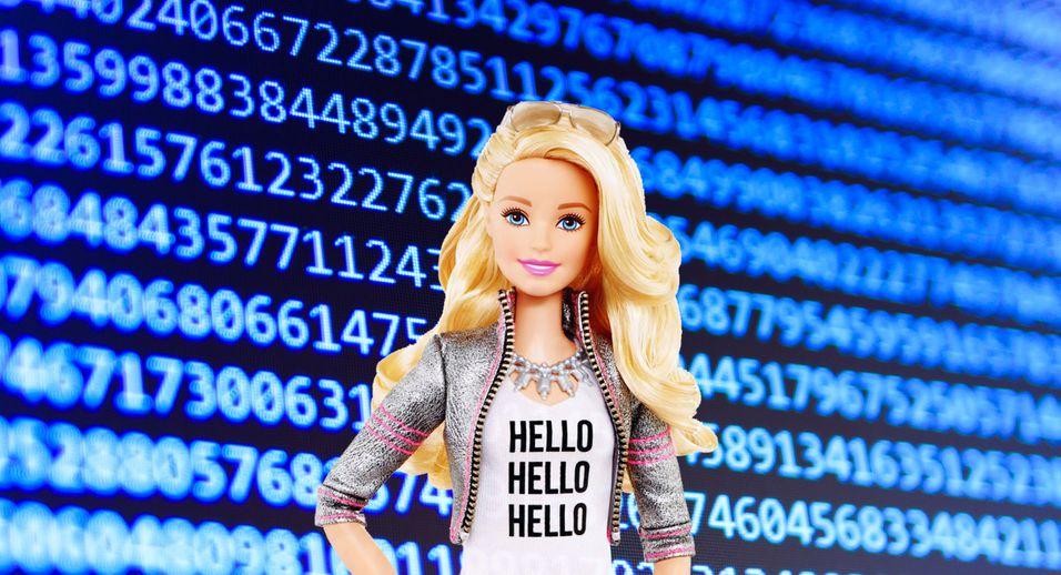 Barbie Hello er en snakkende dukke som skal kunne gi brukeren svar på tiltale. Men hvordan er det med sikkerheten for barnas stemmedata?
