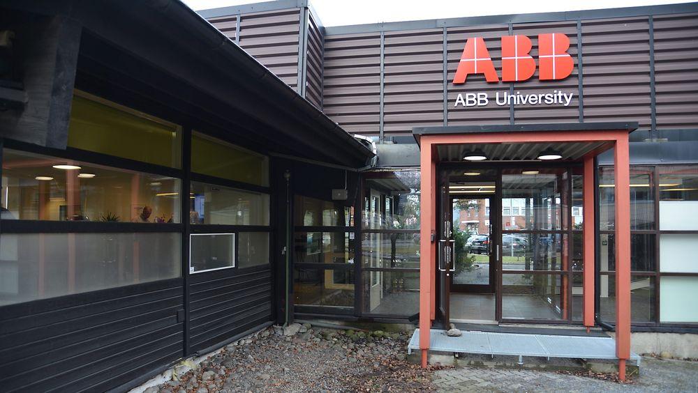 ABBs nye kurssenter på Bryn i Oslo