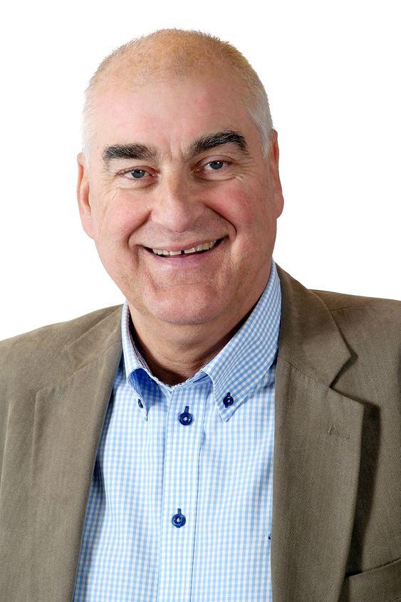 Lars Anfinn Ekornsæter, administrerende direktør NFA