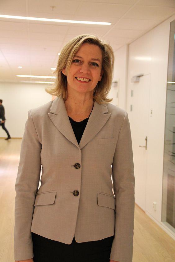 Ragne Grøtterud, Direktør for elektro og automatisering og telekom i Statoil