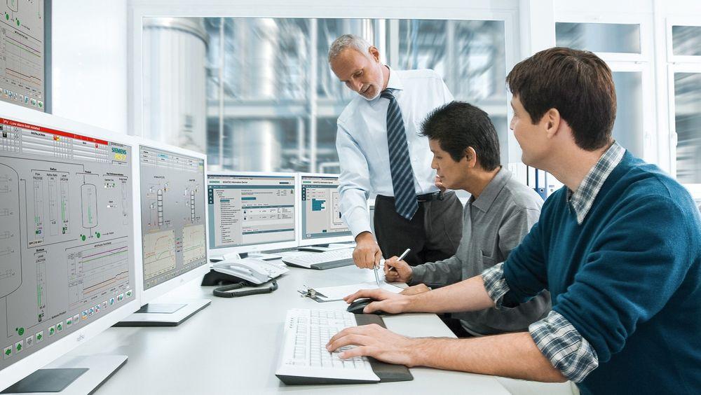 Siemens har med oppdatering 8.1 utstyrt Simatic PCS 7 med 70 forbedringer