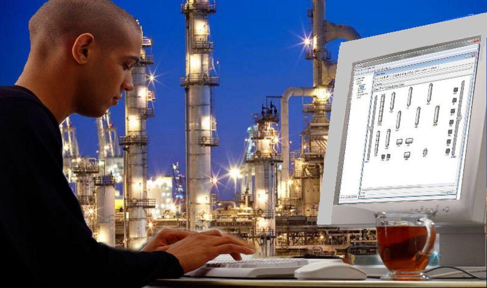 Modelleringsverktøy for raffinerier og petrokjemiske anlegg byr på omfattende analysemuligheter.