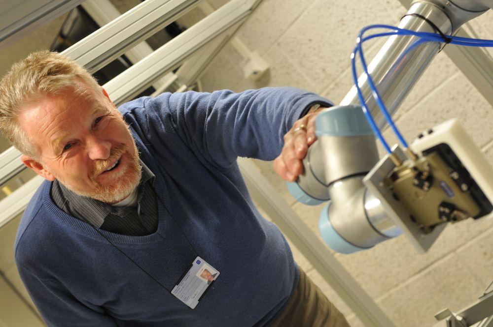 Professor Terje Kristoffer Lien er NFAs 15. æresmedlem (arkivfoto).