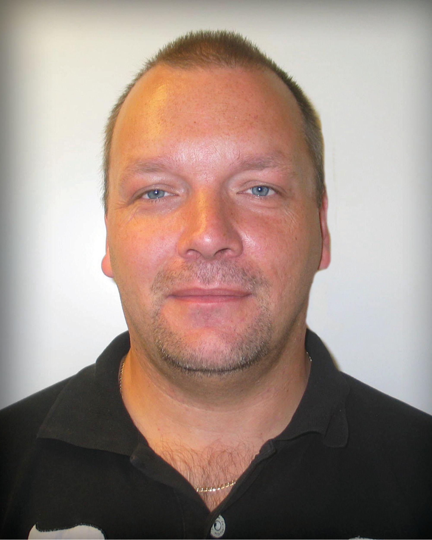 Terje Haugsdal skal arbeider med maskinbyggere og industrikunder hos Elteco.