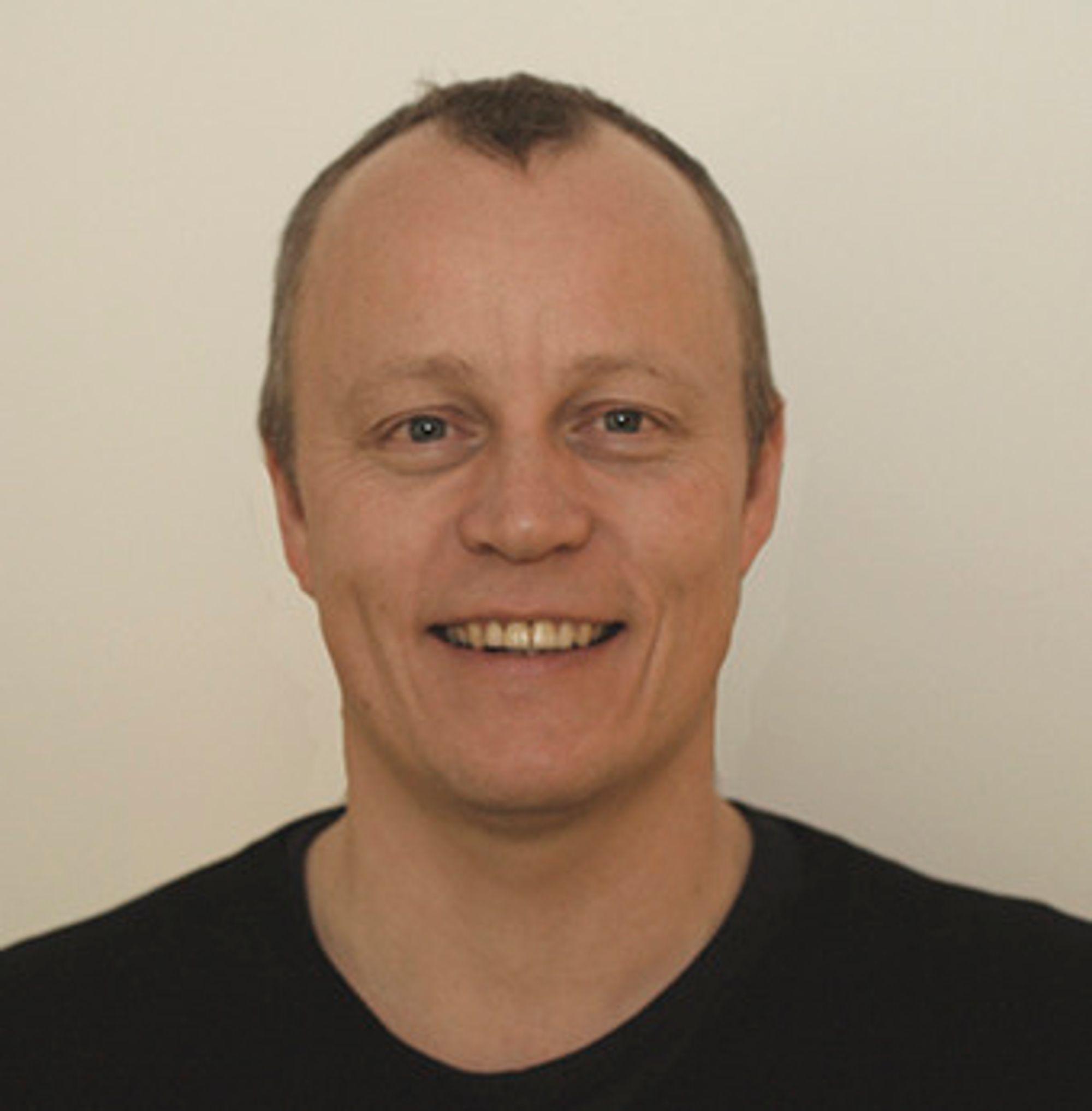 Henning Andresen er anvarlig for olje- og gasskunder hos Elteco.