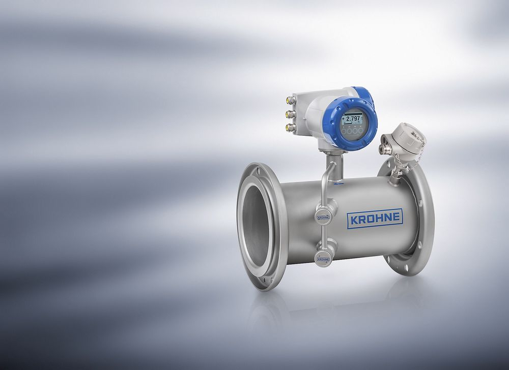 Biogassmåler som byr på direkte måling av metaninnholdet med en nøyaktighet på 1 prosent.