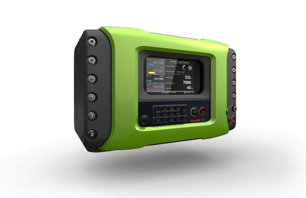 Laststyringssystem har banebrytende brukergrensesnitt og kontrollerer opp til seks lastebommer samtidig.