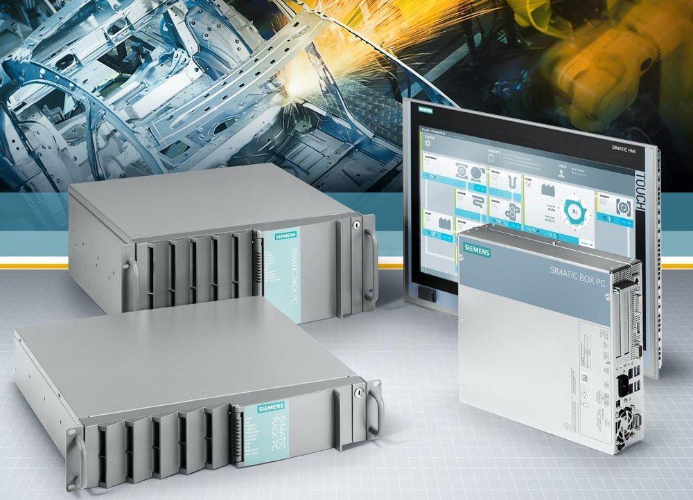 Industri-PC-er som inntil 180 prosent kraftigere enn forrige generasjon.
