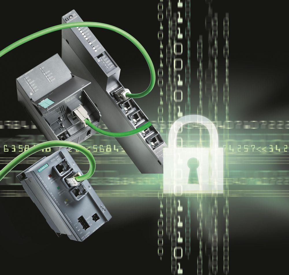 Med demilitariserte soner mellom kontor- og industrinett skal elektronisk styggedom holdes unna produksjonsutstyret.