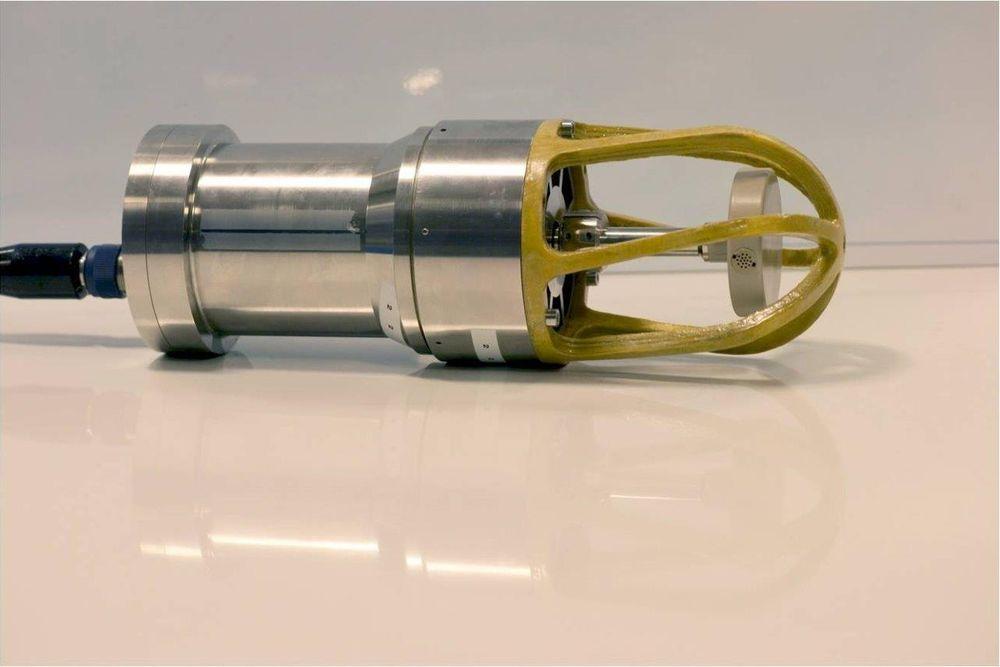Sjøvannssensor som «ser» skader som korrosjon på rørledninger før de lager trøbbel.
