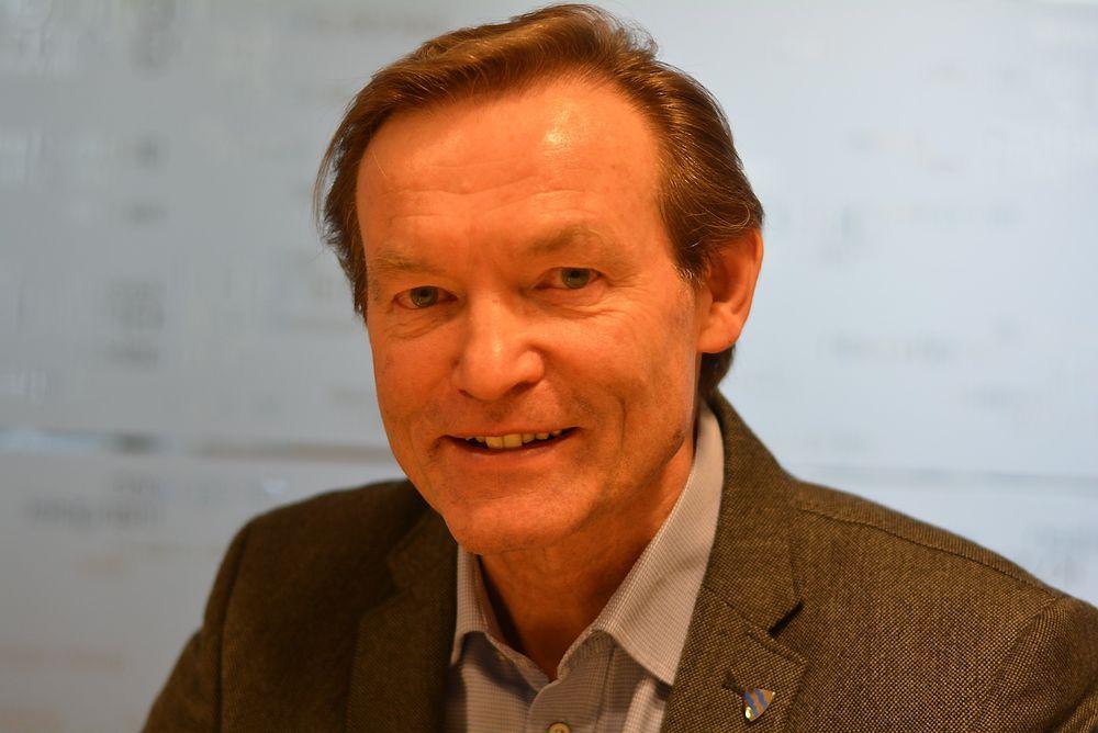 Stein Altern stiller med 30 års industrierfaring og vil koble viktigheten av automatiseringsfaget tettere mot bunnlinjen i produksjonsbedrifter.