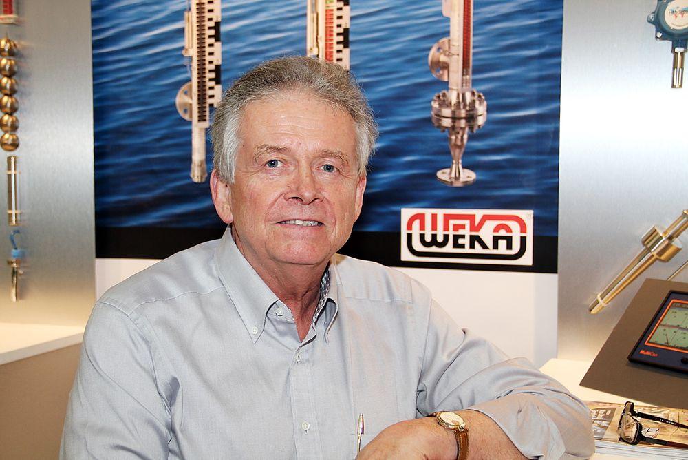 Per Kølner mistet  Yokogawa etter 46 år. Nå har han avtaler med fem nye produsenter om å selge produktene deres i Norge.