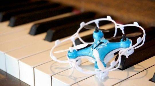 Hábrók Nano Quadcopter er en liten, billig og veldig artig drone.