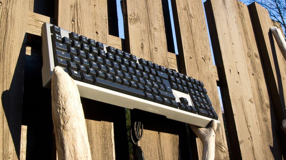 Kort og godt et skikkelig gromtastatur.