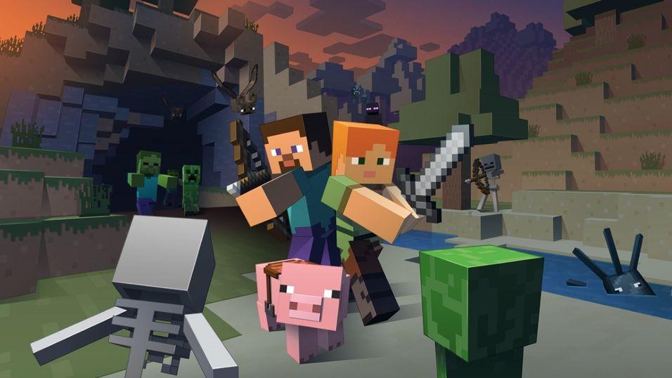 Minecraft kommer til Wii U