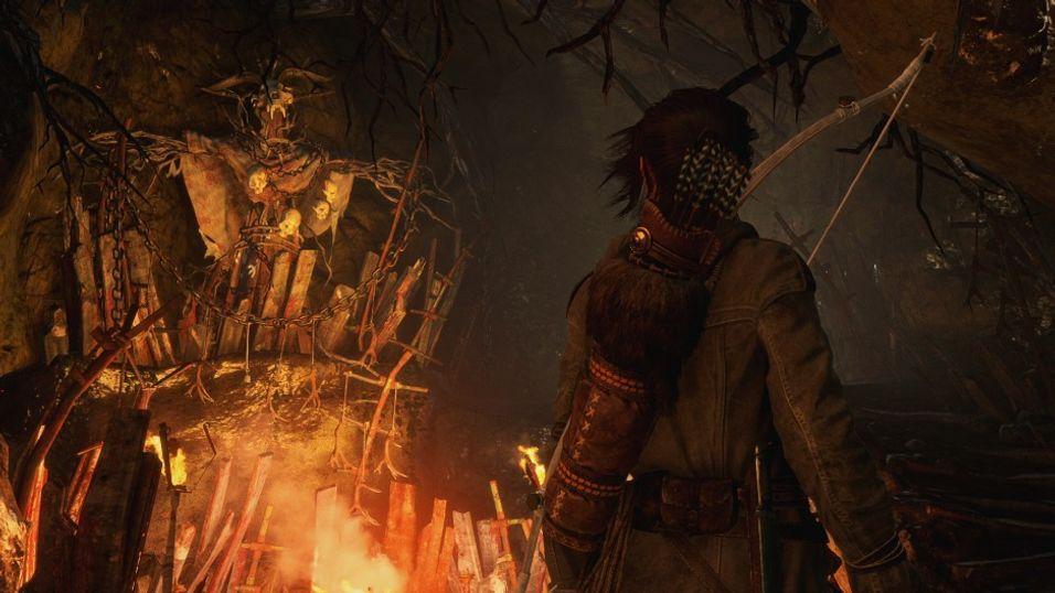 Microsoft avslører Rise of the Tomb Raiders tilleggsinnhold