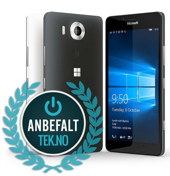 Microsoft Lumia 950.