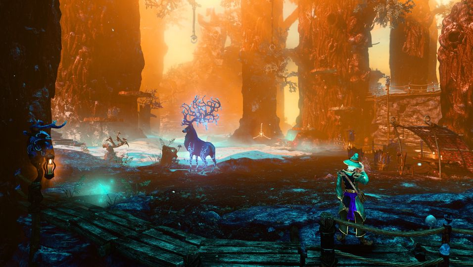 Eventyrspillet Trine 3 kommer til PlayStation 4