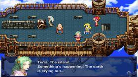 PC-versjonen av Final Fantasy VI byr på oppgradert grafikk.