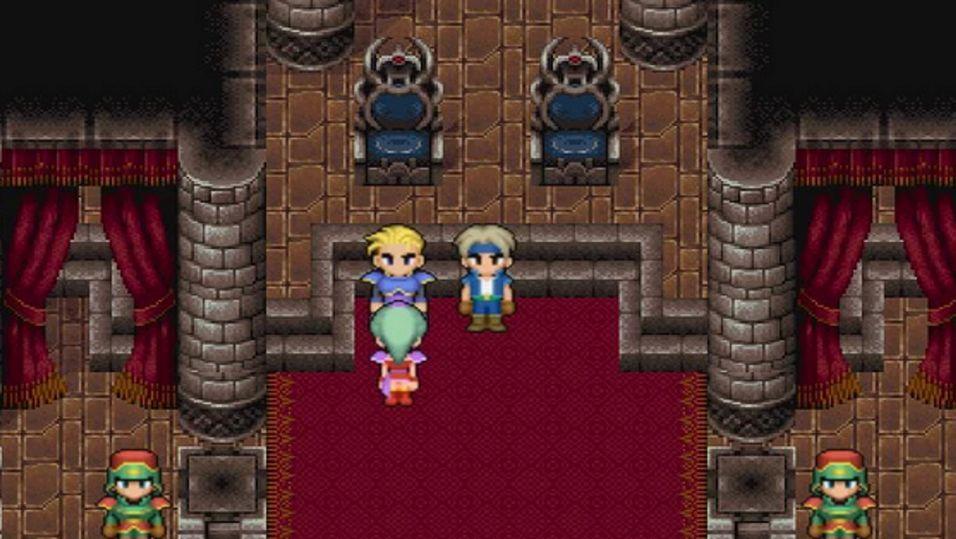 Nå kommer endelig rollespillklassikeren Final Fantasy VI til Steam