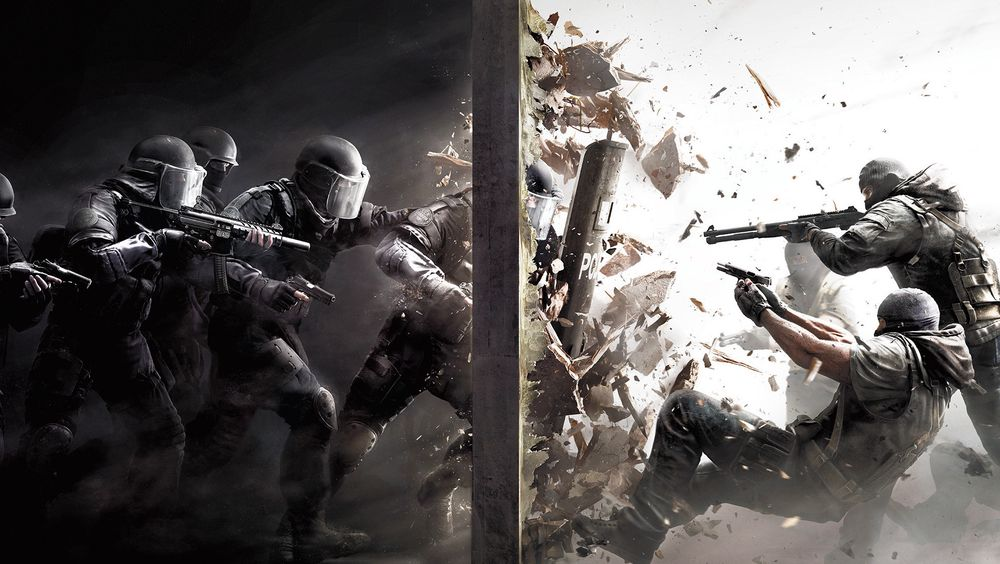 ANMELDELSE: Rainbow Six Siege