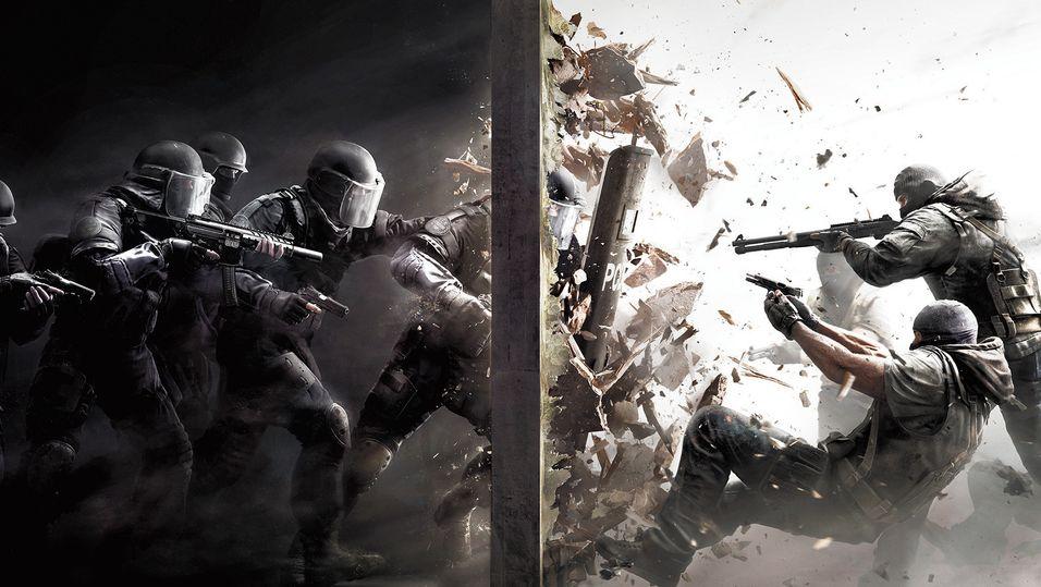 Rainbow Six Siege får ny utvidelse neste uke