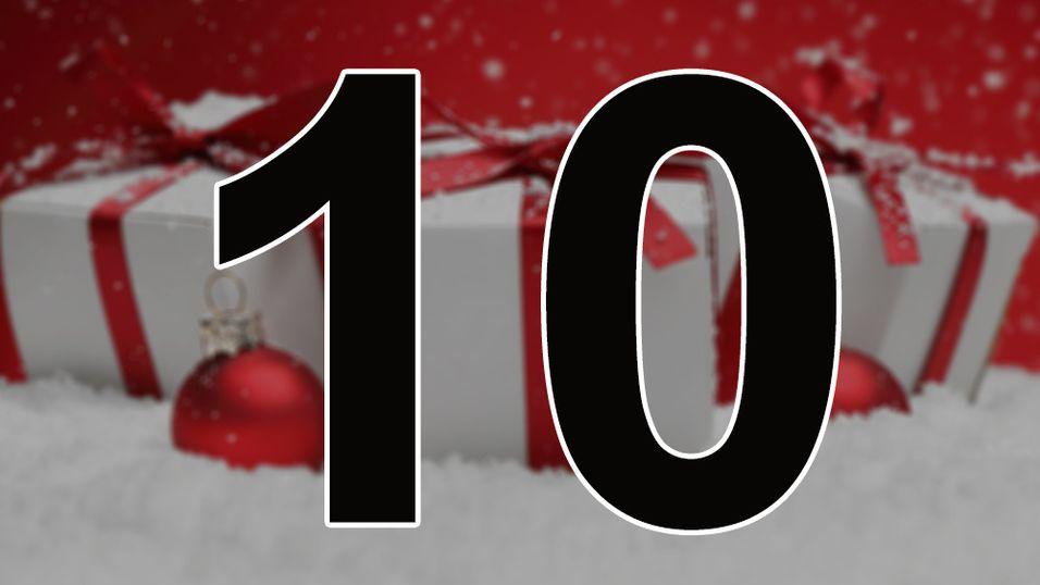 KONKURRANSE: Vi har åpnet dagens luke i julekalenderen