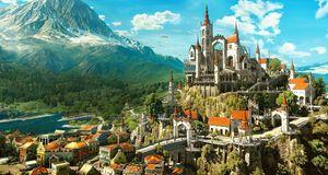 Her er de første skjermbildene fra den kommende The Witcher 3-utvidelsespakken