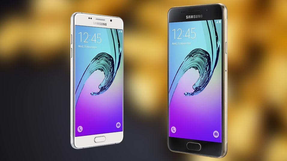 Slik skal også de rimeligste Samsung-mobilene bli oppfattet som eksklusive