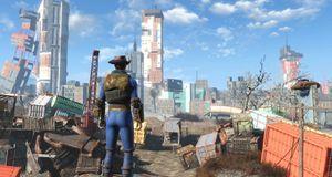 Fallout 4 har fått betydelig bedre bildefrekvens i den nyeste oppdateringen til PlayStation 4