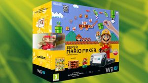 Super Mario Maker Wii U Premium Pack.