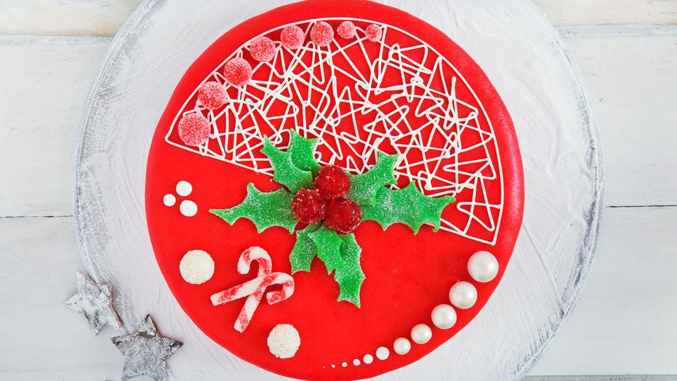 UKENS KAKE: Dette blir julens mest fristende kake